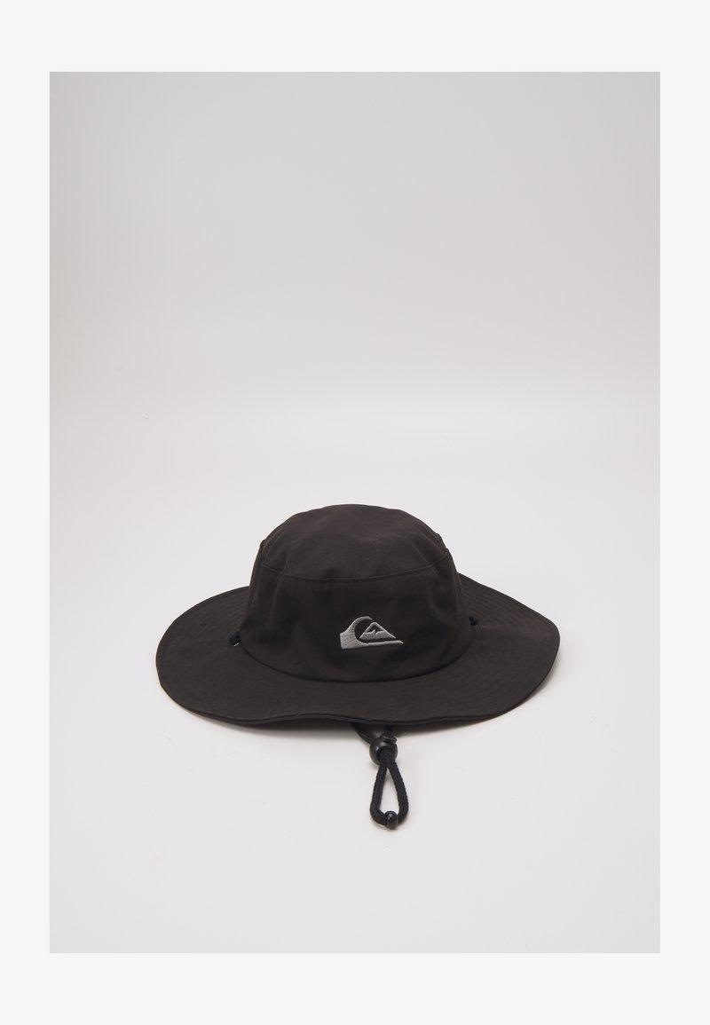 Quiksilver - BUSHMASTER UNISEX - Cappello - black