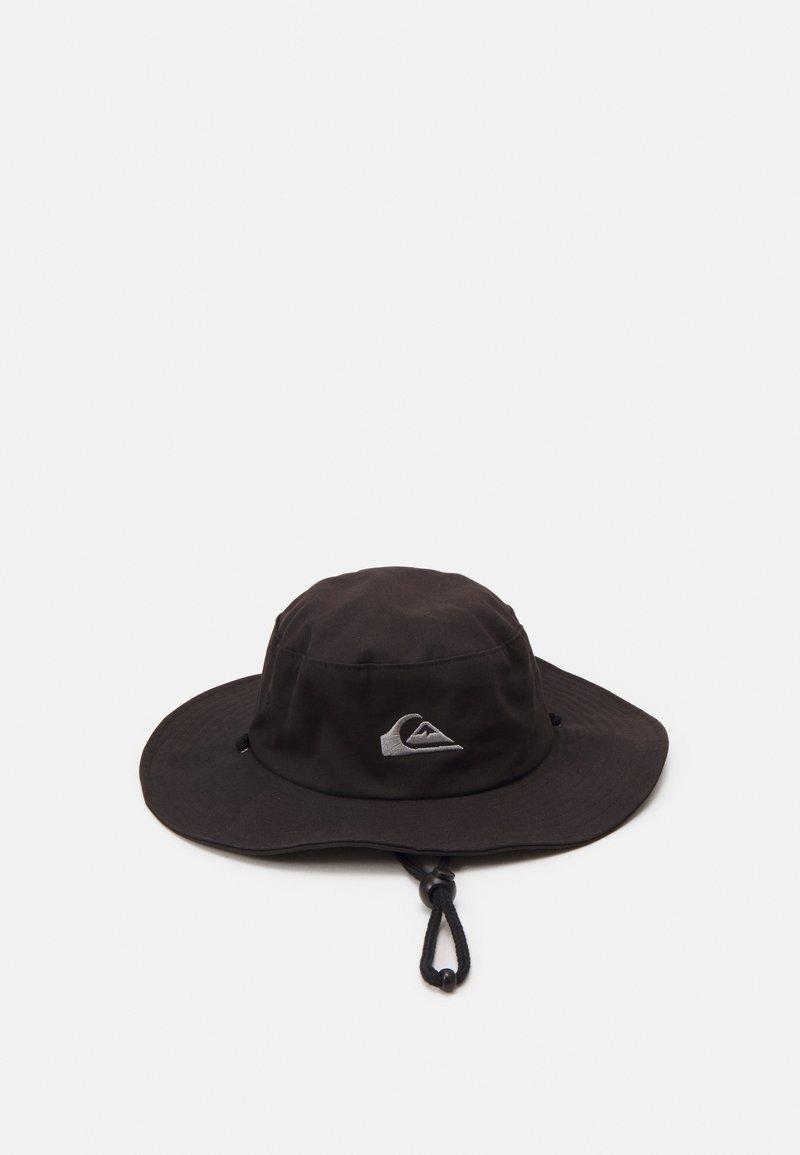 Quiksilver - BUSHMASTER UNISEX - Hat - black