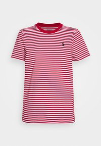 Polo Ralph Lauren - T-shirts med print - red/white - 6