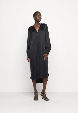 RONJA - Vestito lungo - black