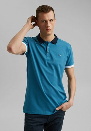 FASHION - Poloshirts - petrol blue