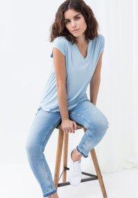mey - Basic T-shirt - air blue - 3