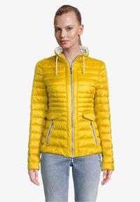 Gil Bret - GIL BRET STEPPJACKE MIT KUNSTDAUNE - Winter jacket - bamboo - 0