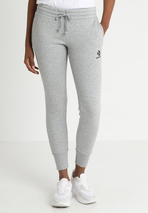 STAR CHEVRON SIGNATURE PANT - Pantalones deportivos - vintage grey heather