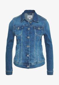 Pepe Jeans - THRIFT - Džínová bunda - blue denim - 4