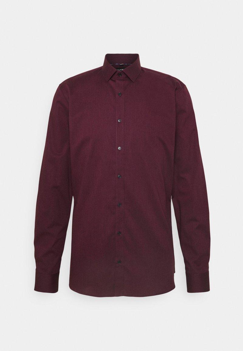 OLYMP No. Six - Formal shirt - granat