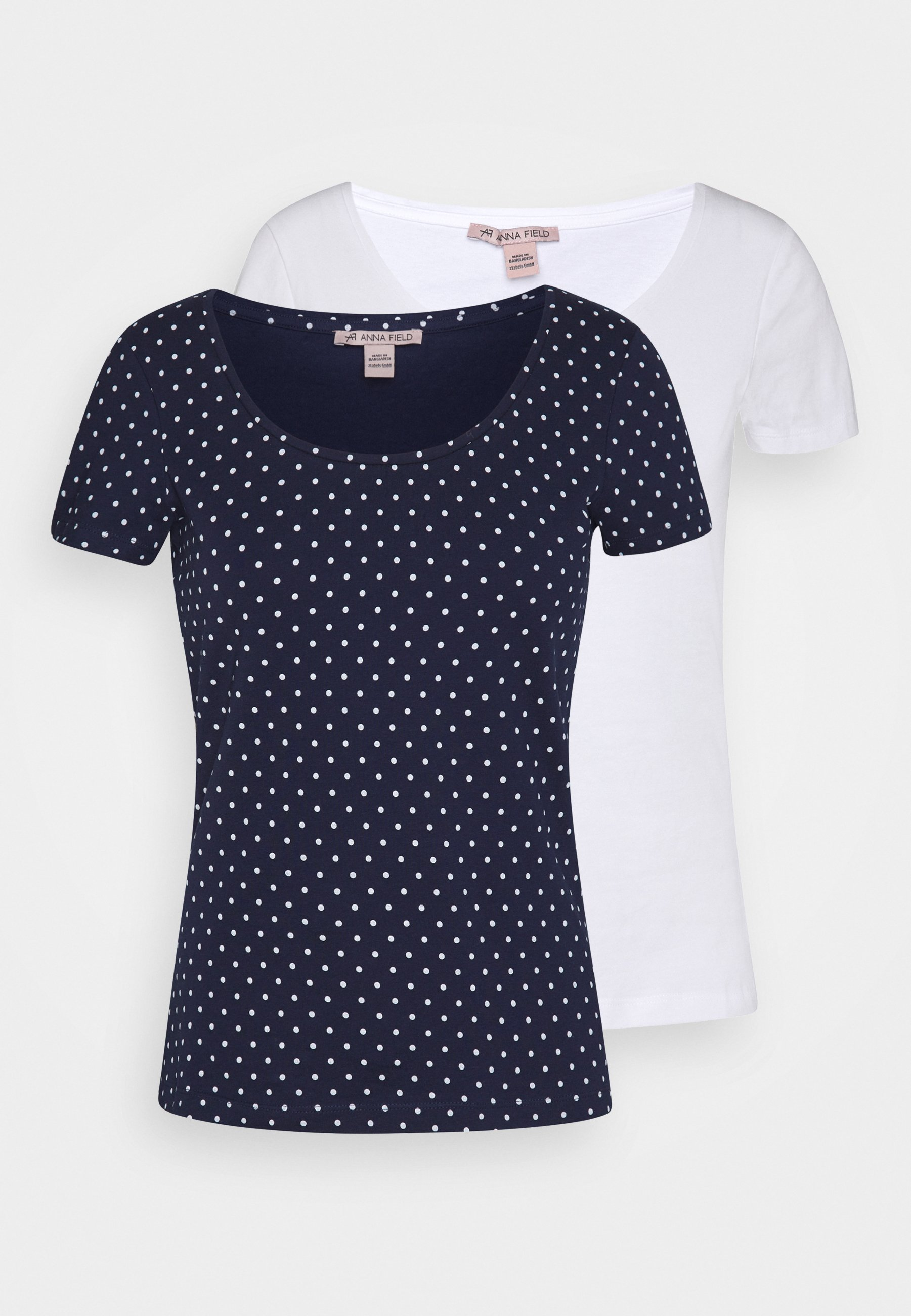 Women 2ER PACK  - Print T-shirt