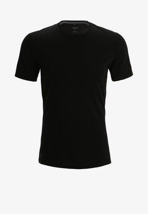 ANATOMICA  - Basic T-shirt - black/monsoon