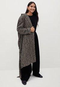 Mango - FOX - Classic coat - schwarz - 6