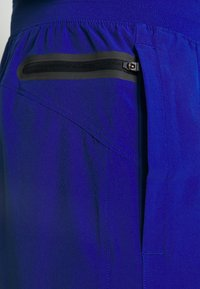 Under Armour - PROJECT ROCK SNAP SHORTS - Pantaloncini sportivi - blue - 6