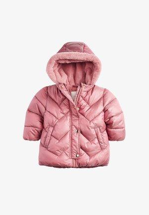Kurtka zimowa - pink