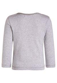 Sense Organics - LUNA - Long sleeved top - grey marl - 1