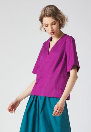 Camicetta - purple