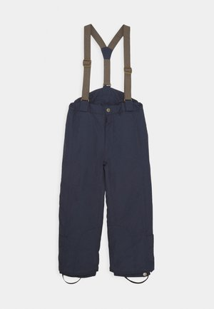 WITTE PANTS UNISEX - Skibukser - blue nights