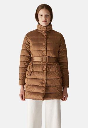 Winter jacket - marrone