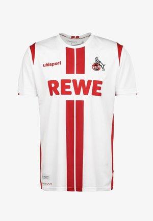 HOME 2020/2021  - Club wear - weiß / rot