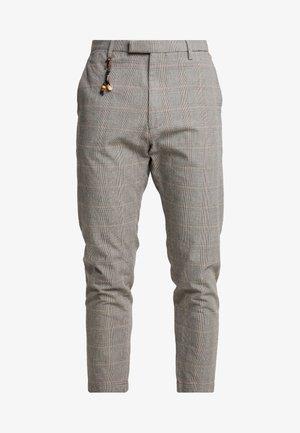 CIBEPPE  - Trousers - beige