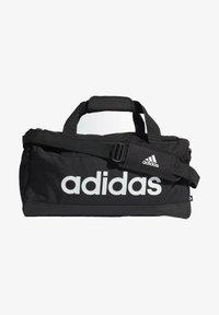 adidas Performance - ESSENTIALS LOGO DUFFEL BAG EXTRA SMALL - Sportovní taška - black - 0