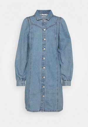 BYLYRA  - Denim dress - ligth blue denim