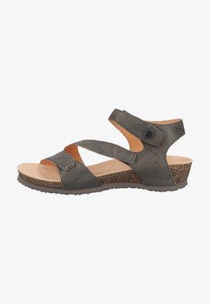 Sandály na klínu - mouse