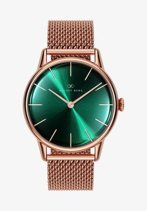 UHR SERENITY GREENHILL MESH 32MM - Watch - sunray green