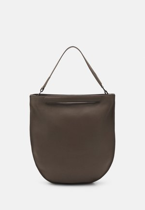 TOTE XL - Tote bag - deep taupe/brown