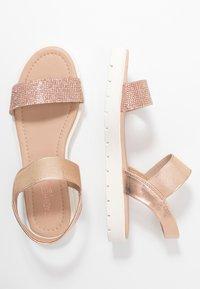 Head over Heels by Dune - NIIAH - Sandales - rose gold - 3