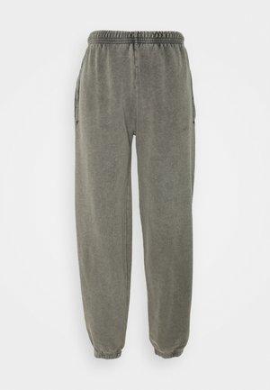 OVERDYED JOGGER - Pantaloni sportivi - charcoal