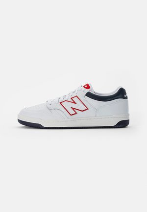 480 - Trainers - white/navy