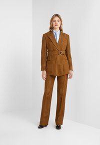 Mulberry - EVE - Trousers - dark yellow - 1
