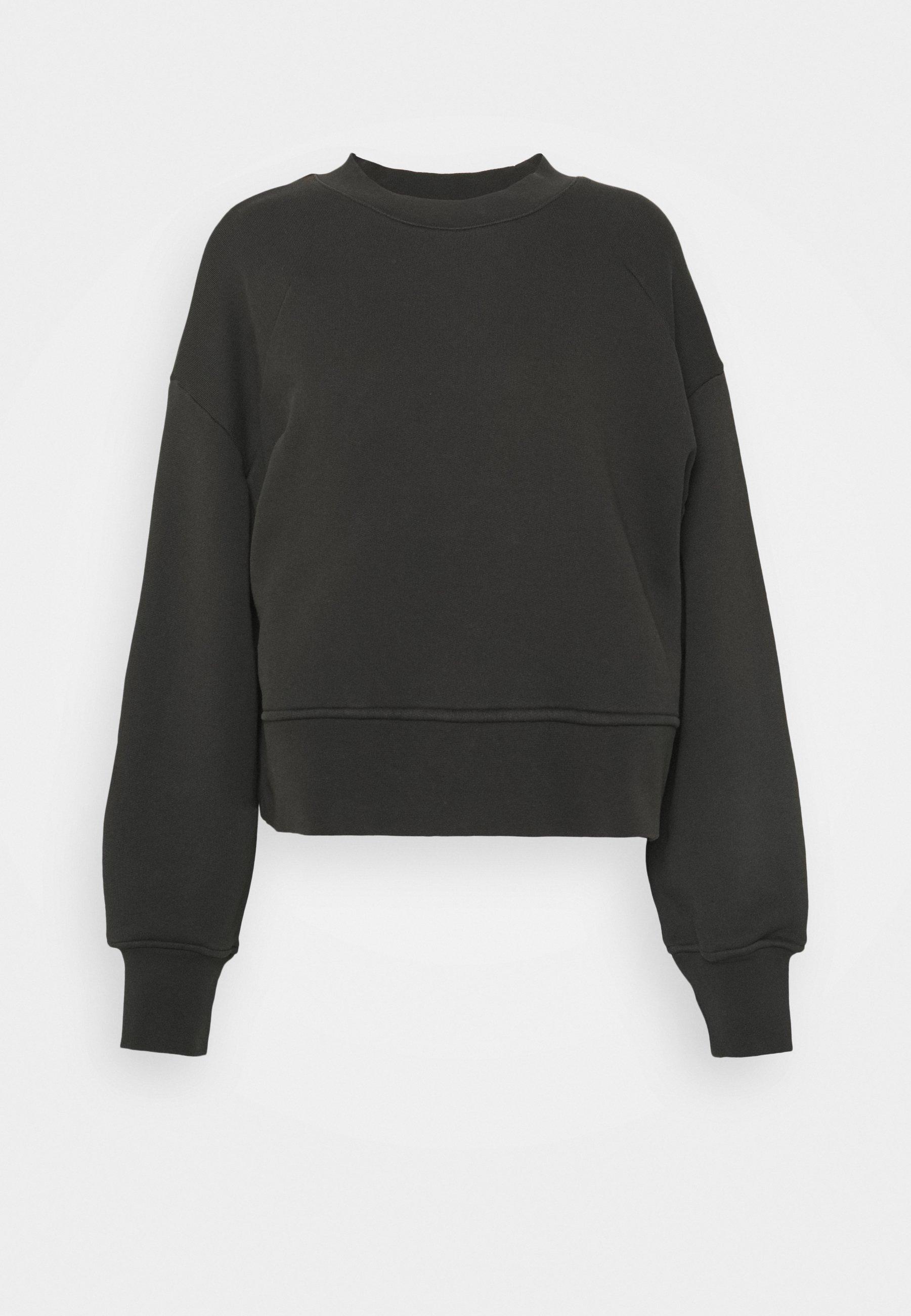 Women LILOU CREW WASH - Sweatshirt