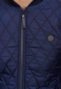 INDICODE JEANS - NOVAK - Light jacket - navy - 4