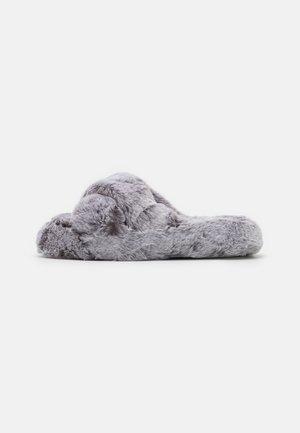 NATFORM FLATFORM SLIDER - Pantoffels - mid grey