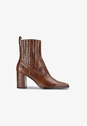 MERCE COCO - Classic ankle boots - marrón