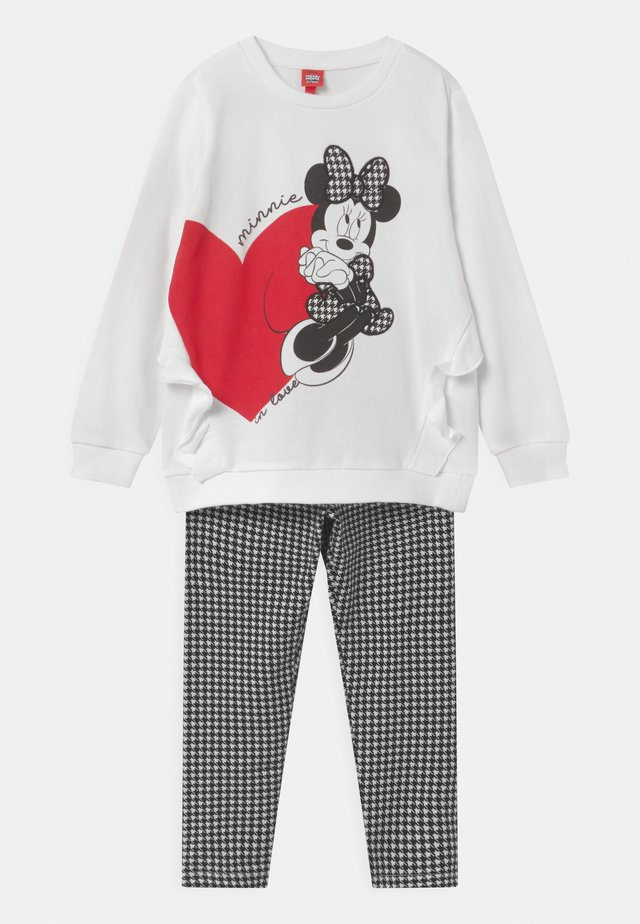 MINNIE SET - Sudadera - snow white
