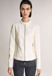 Salsa - PROVIDENCE  - Faux leather jacket - beige - 0