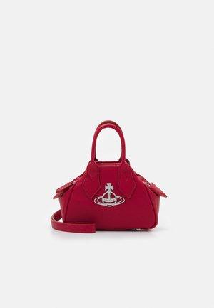 JOHANNA MINI YASMINE - Handbag - red