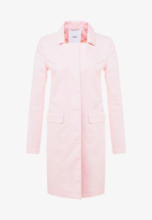 PORI - Short coat - soft pink