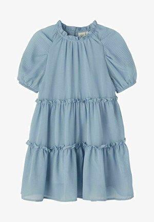 NKFHETTE  - Day dress - dusty blue