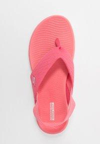Skechers Performance - ON-THE-GO 600 - Sandalias de dedo - pink - 1