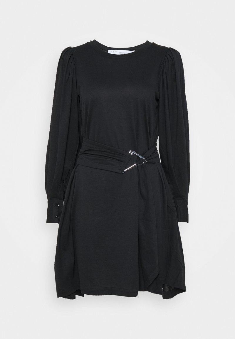 Iro - LOUMOS - Denní šaty - black