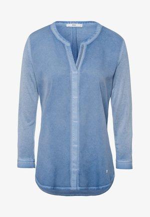 STYLE CLARISSA - Maglietta a manica lunga - blue