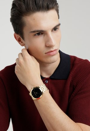SLIM RUNWAY - Orologio - gold-coloured