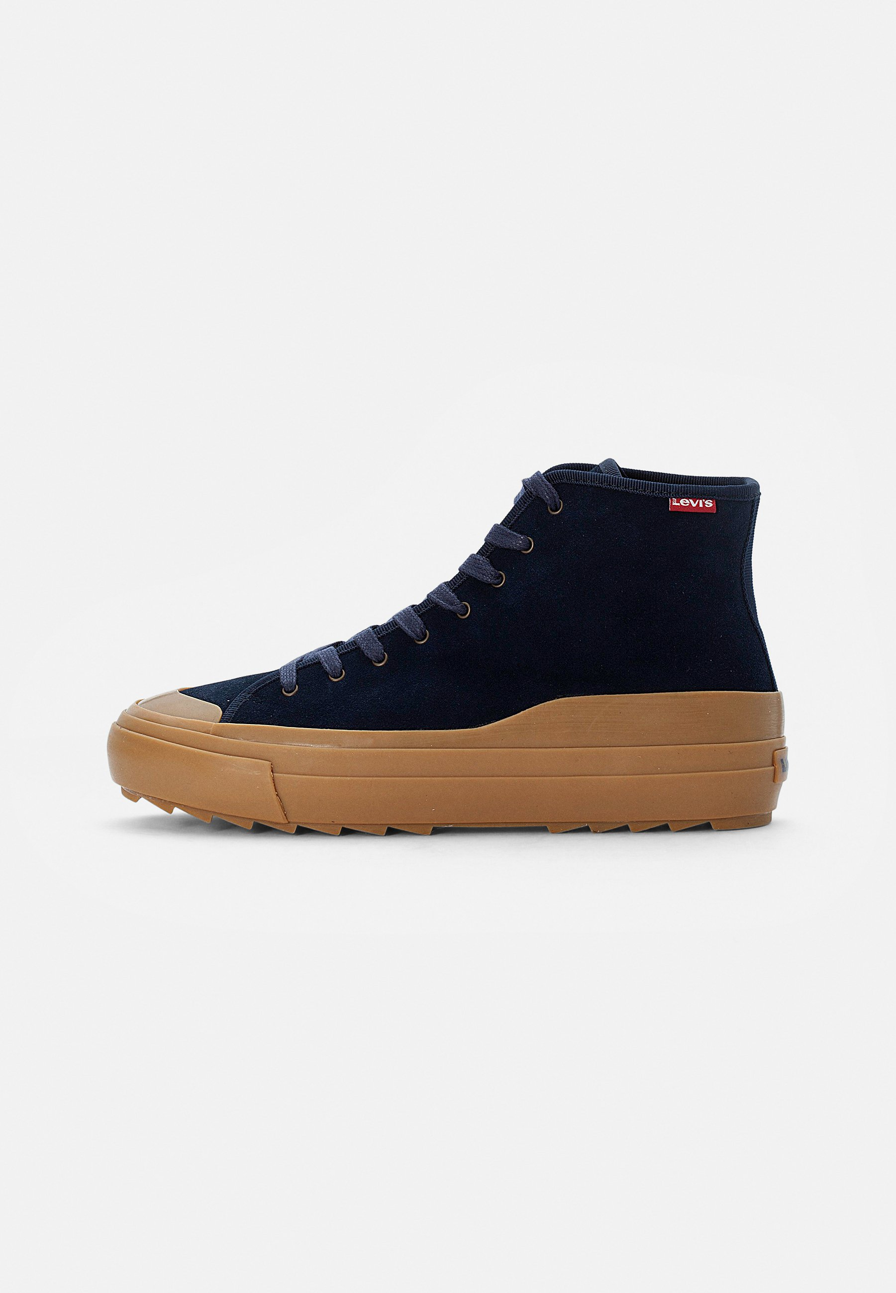 Men SQUARE RIPPLE HIGH - High-top trainers