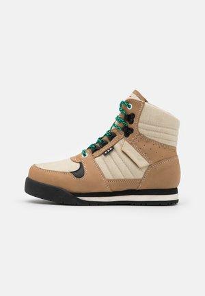 K2 PXK - Lace-up ankle boots - beige/sand