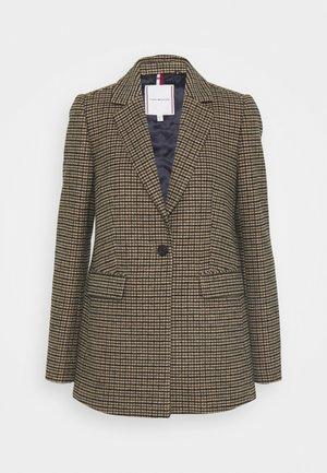 PATTERN - Krótki płaszcz - amelie beige