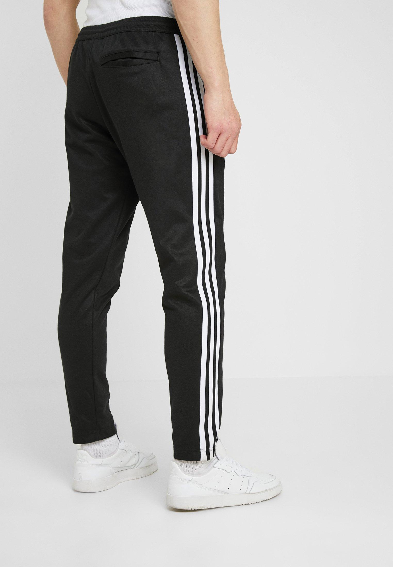 Adidas Originals Beckenbauer - Spodnie Treningowe Black