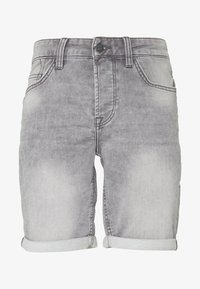 Only & Sons - ONSPLY - Jeansshorts - grey denim - 3