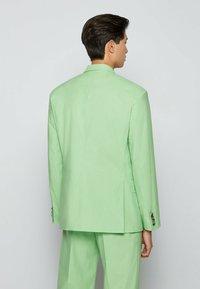 BOSS - 2 PIECE SET - Suit - open green - 2