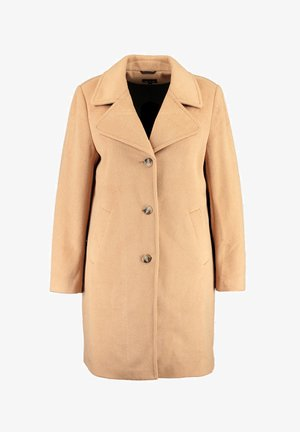 LONG CITY - Classic coat - multi neutrals
